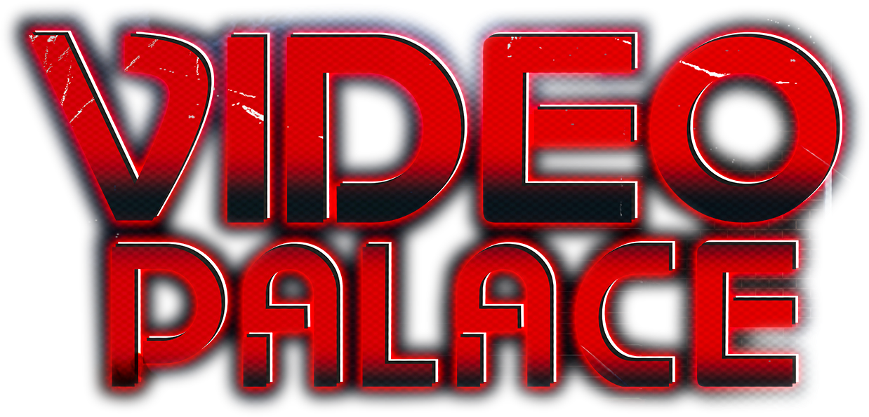 Video Palace podcast cover art