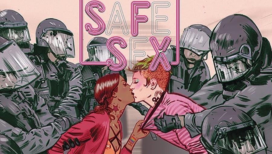 Fanbase Press - 'SFSX (Safe Sex) #1:' Advance Comic Book Review