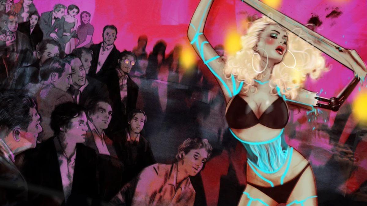 Sex-positive sci-fi series SfSx returns for crowdfunded sequel   GamesRadar+