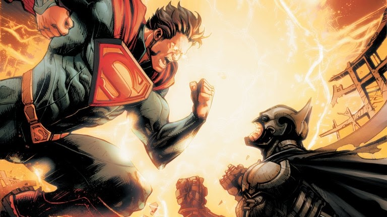 A Look at Injustice: Gods Among Us - The Comic Book | Den of Geek