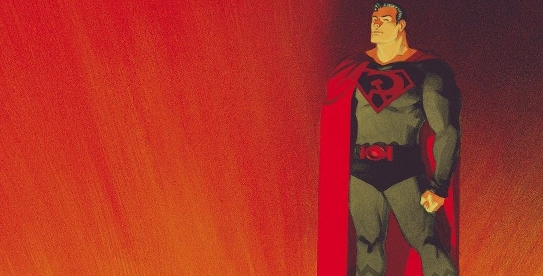REVIEW: SUPERMAN RED SON (Comic) - DC World