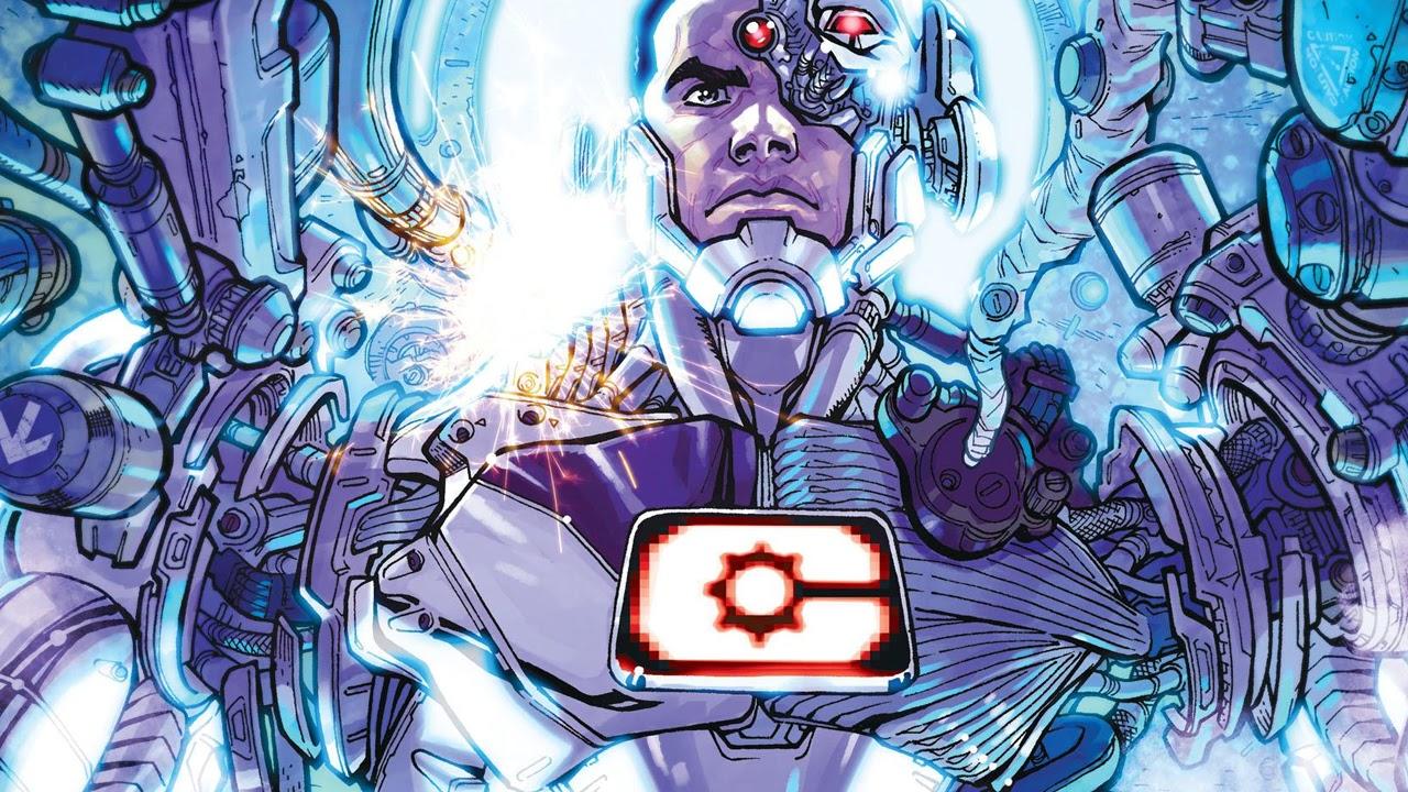 Cyborg Rebirth #1 (Comic) Review - | CGMagazine