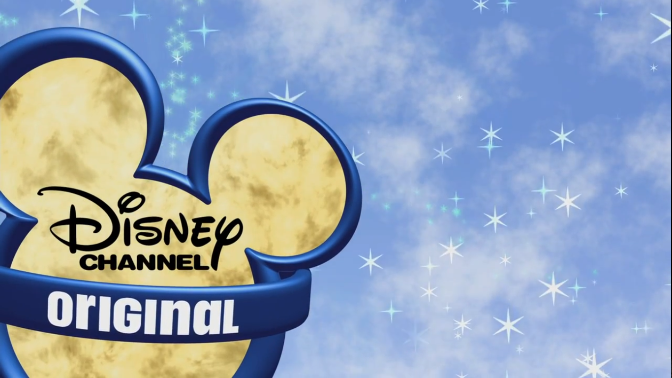 The Disney Channel Original Movie logo from the early 2000s.