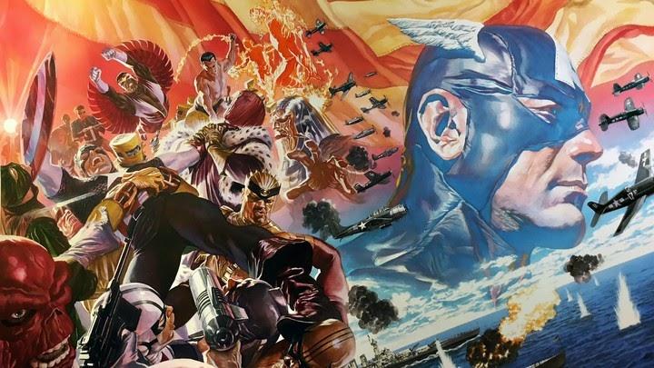 Ta-Nehisi Coates: Why I'm Writing 'Captain America' - The Atlantic