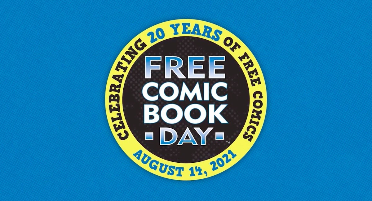 Full slate of 2021 Free Comic Book Day titles revealed - The Beat