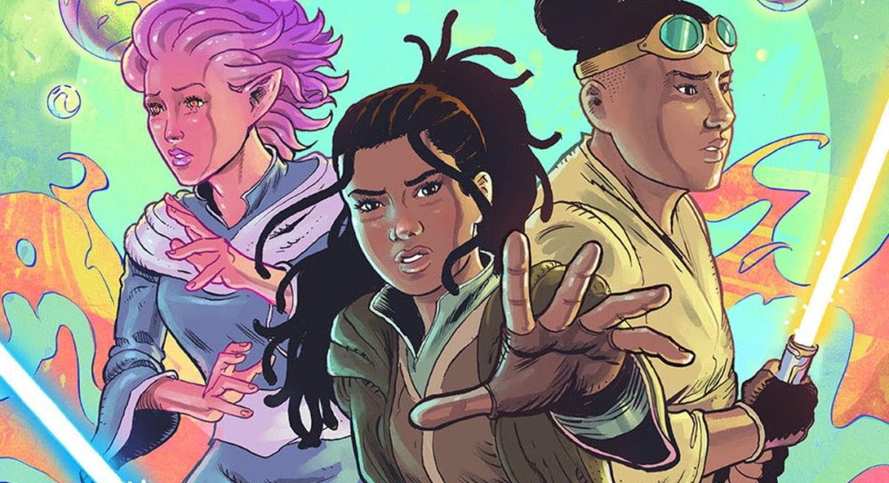 Free Comic Book Day 2021 brings The High Republic Adventures - Fantha Tracks