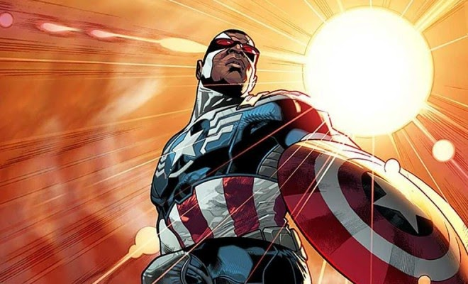 It's Time for An All-New Captain America