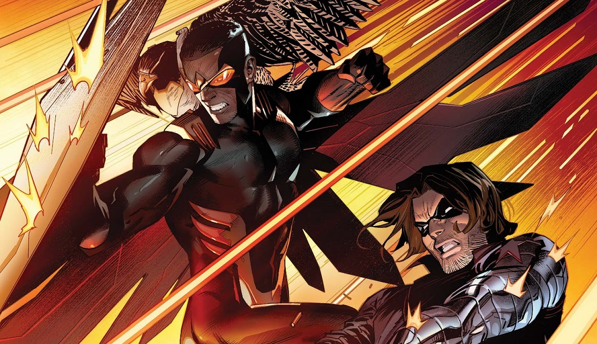 5 Comic Books To Read Before Watchting Falcon And The Winter Soldier