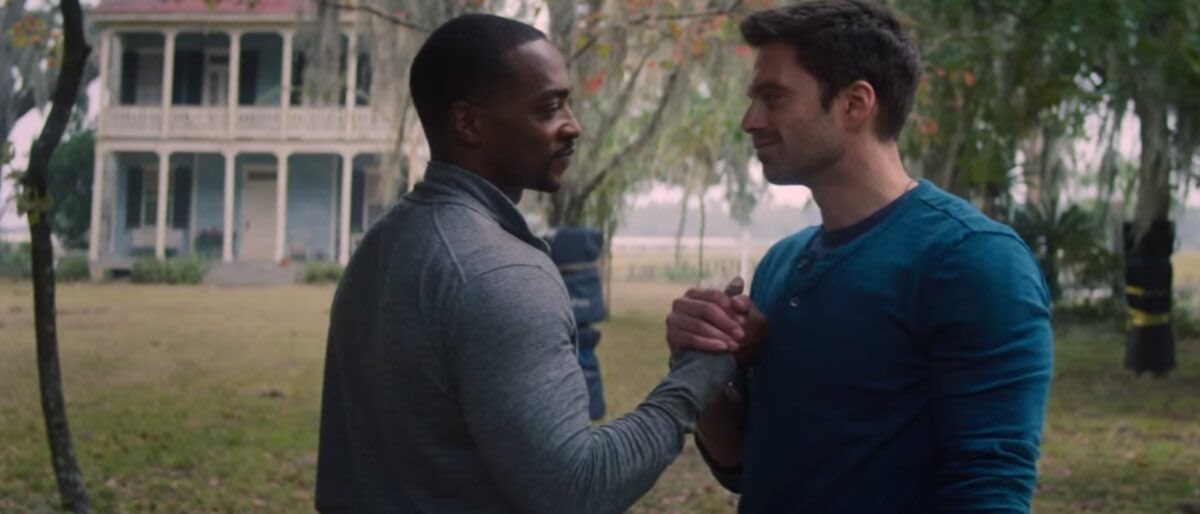 Sam Wilson and Bucky Barnes Have Their Hands Full | The Mary Sue