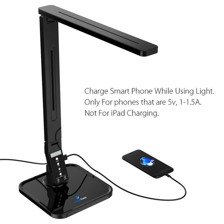 A Tronix desk lamp.