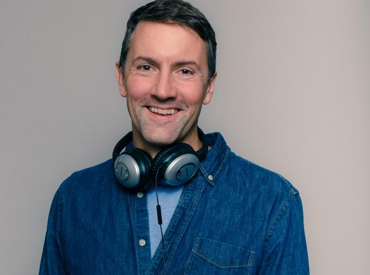 Steve Pratt Listen In Speaker