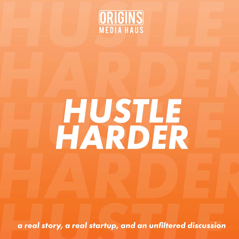 hustle harder podcast