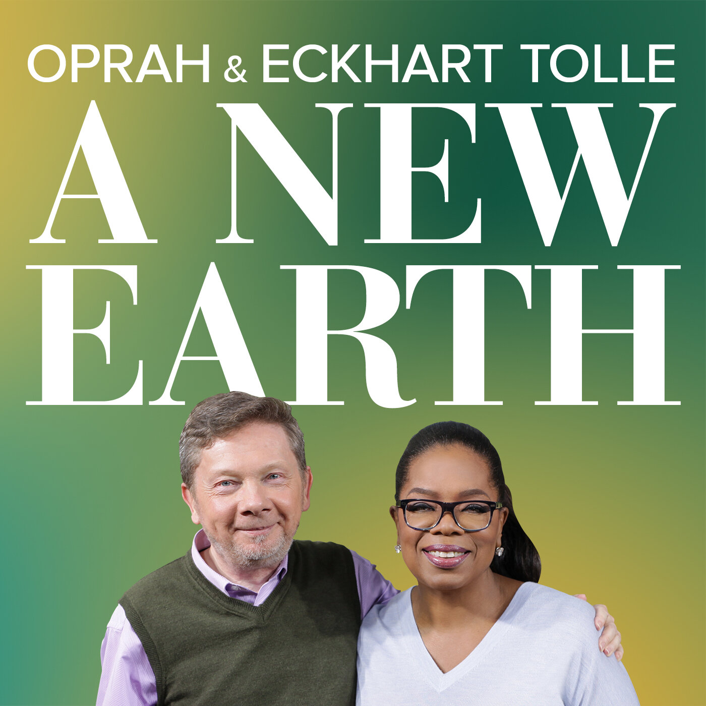 a new earth podcast
