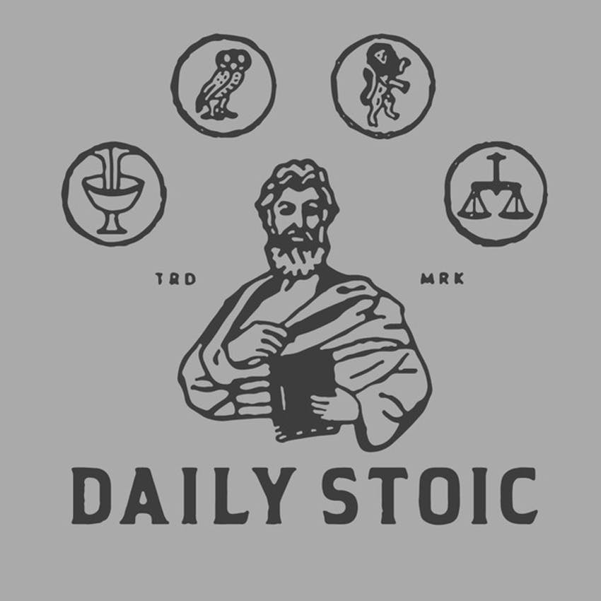 daily stoic podcast