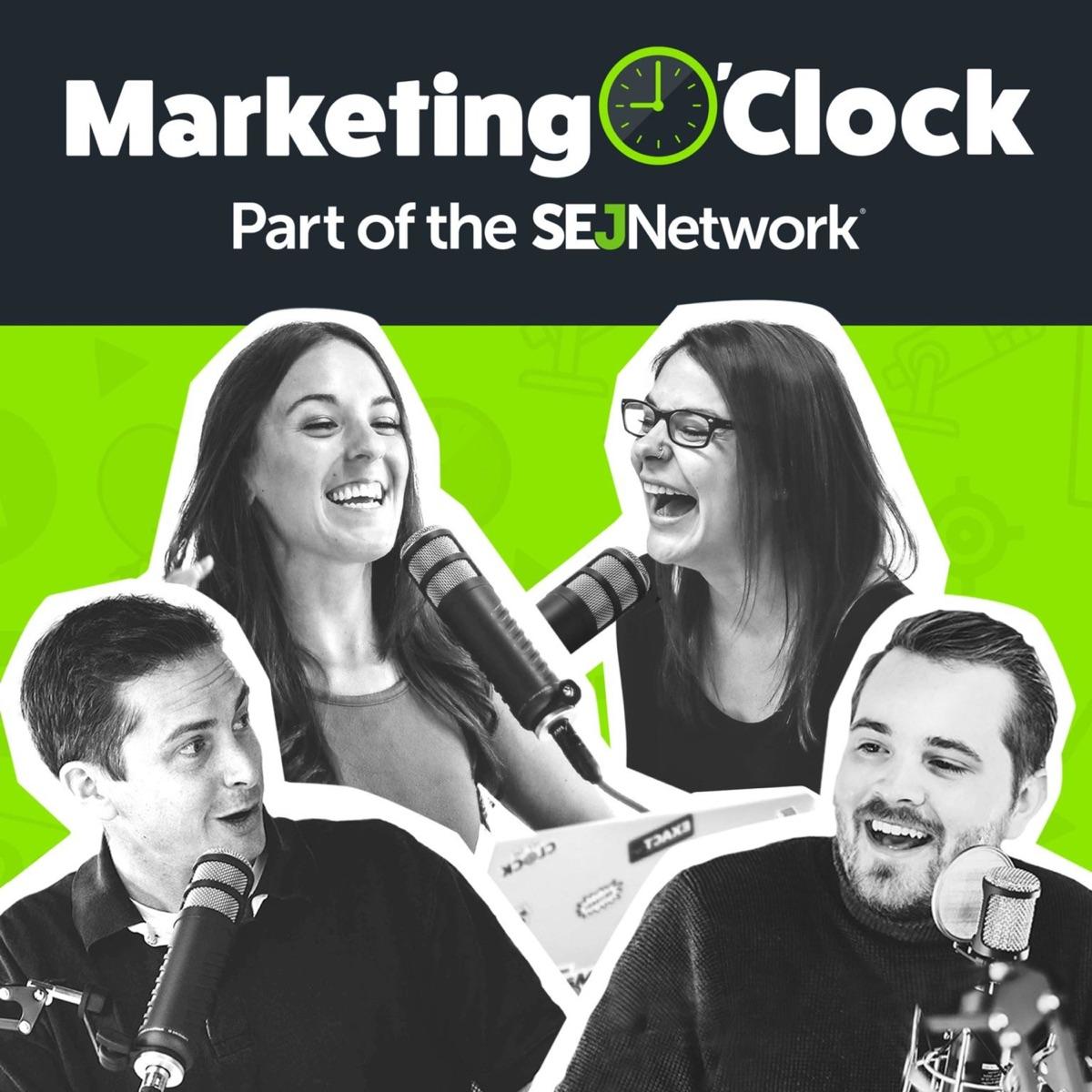 marketing oclock podcast