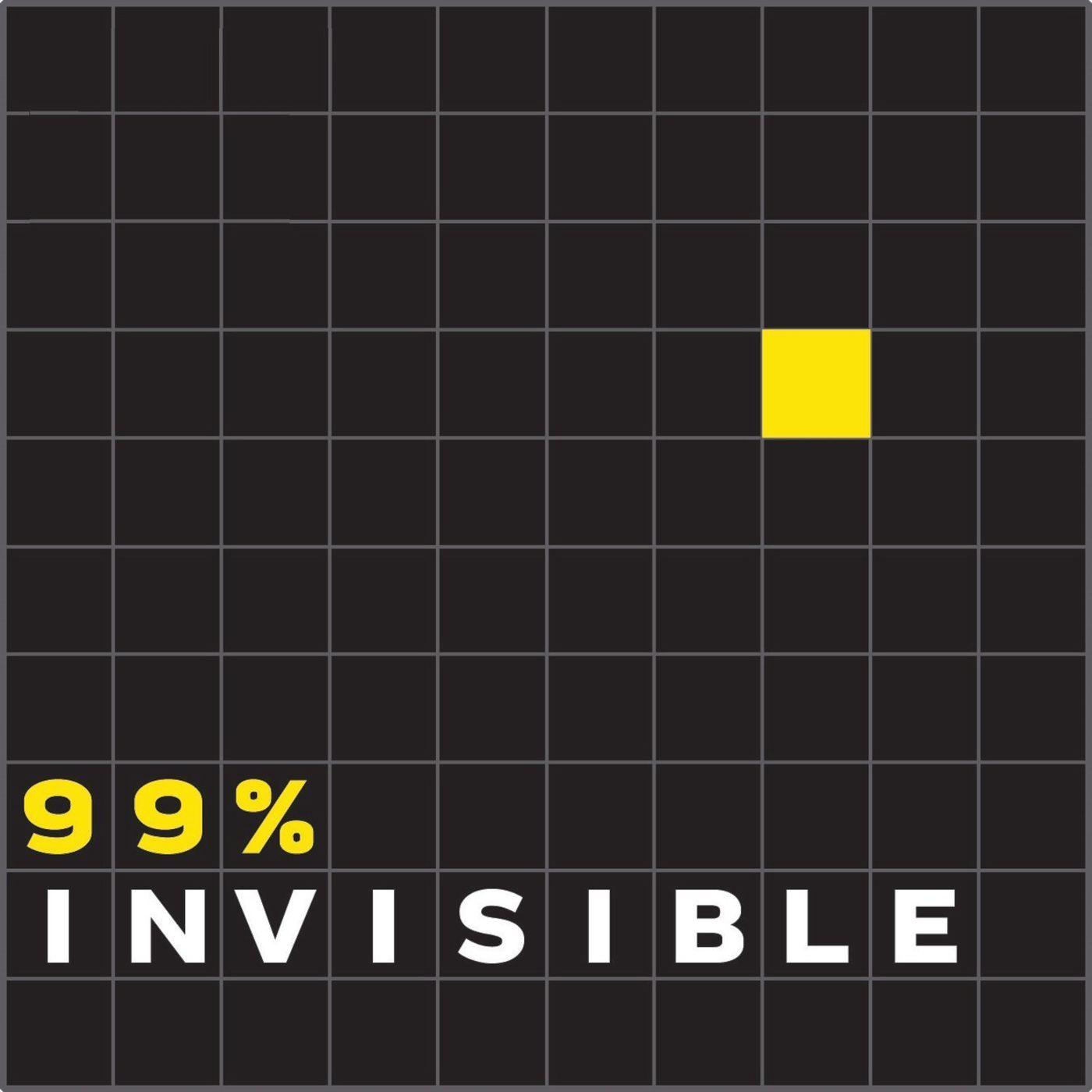99 invisible podcast