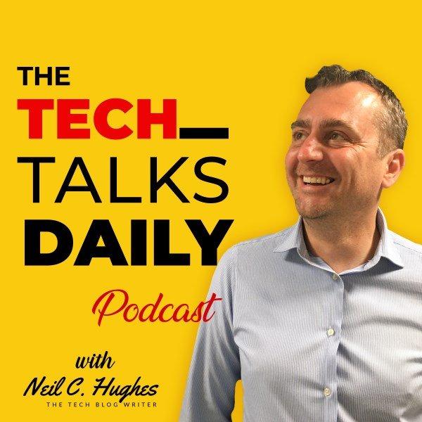 tech talks daily podcast