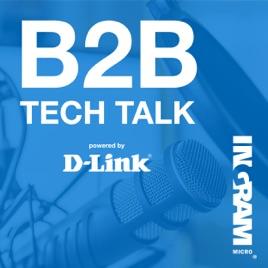 b2b tech talk podcast
