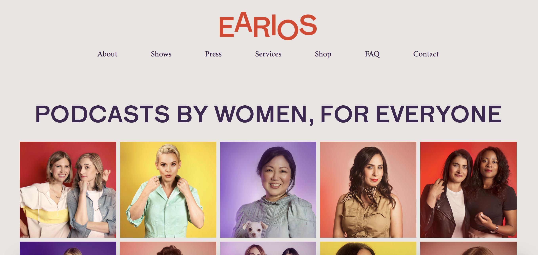 earios podcast