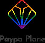Paypa Plane Logo svg