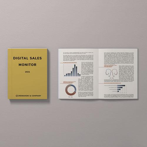 Digital Sales Monitor 2021