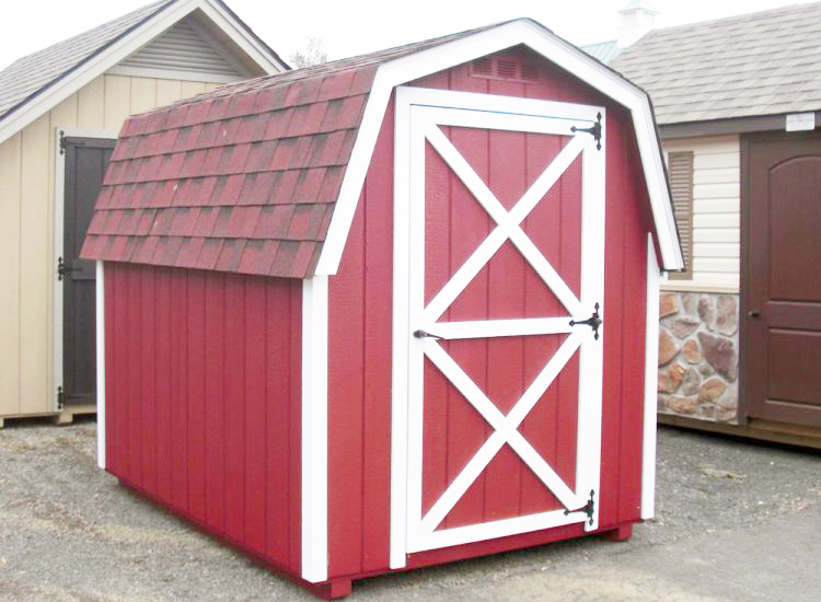 Mini-Barn sheds for sale