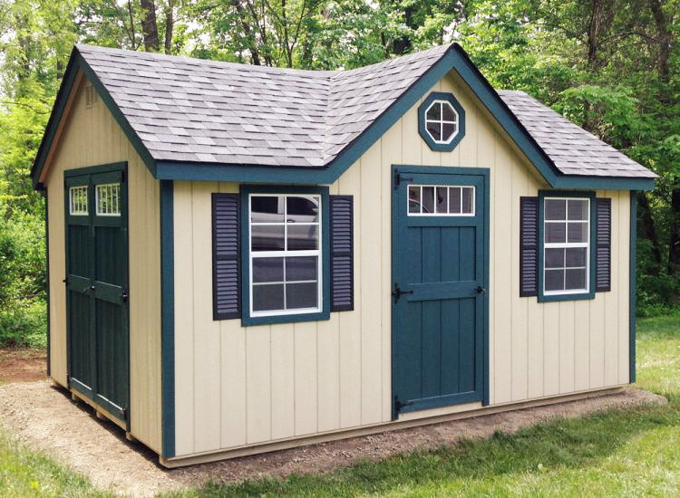 victorian Sheds for sale