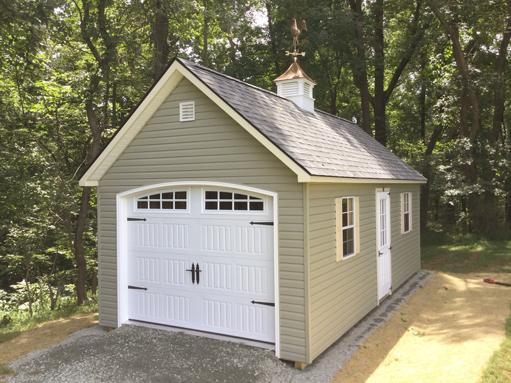 A-Frame Sheds for Sale