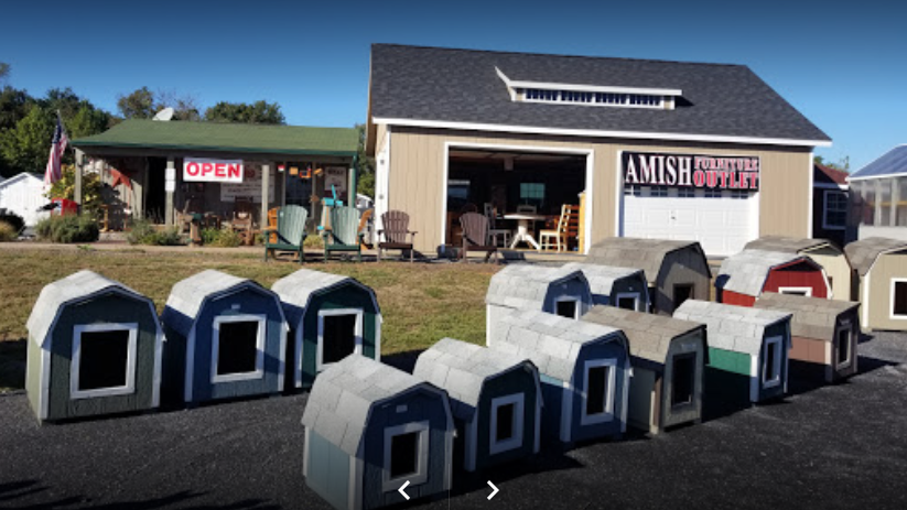 This n' That amish outlet locatiom Winchester , VA virginia