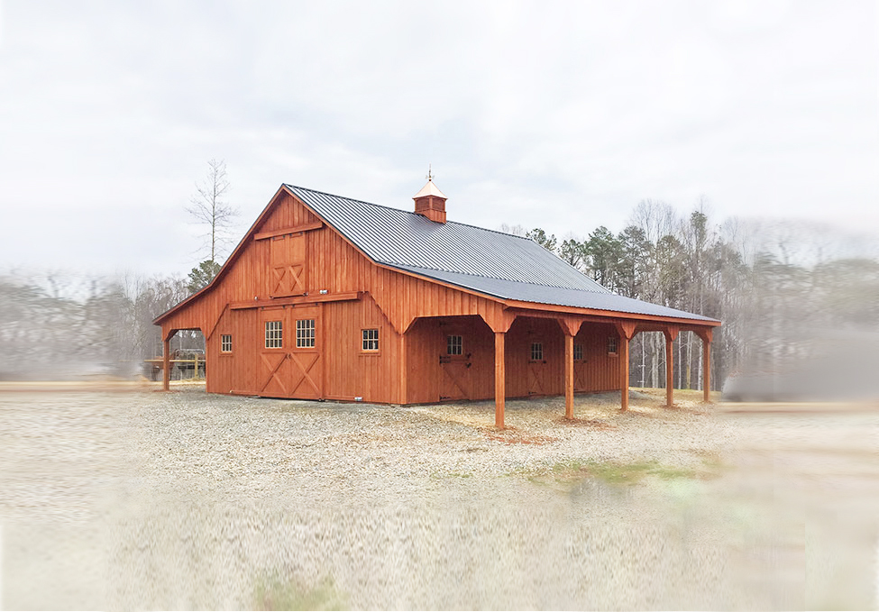 Barns Large Animal Structures for sale