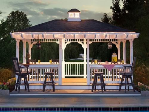 Pavilion for sale