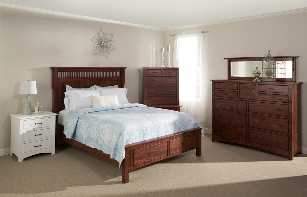 Bedroom Furniture This N That Amish Outlet