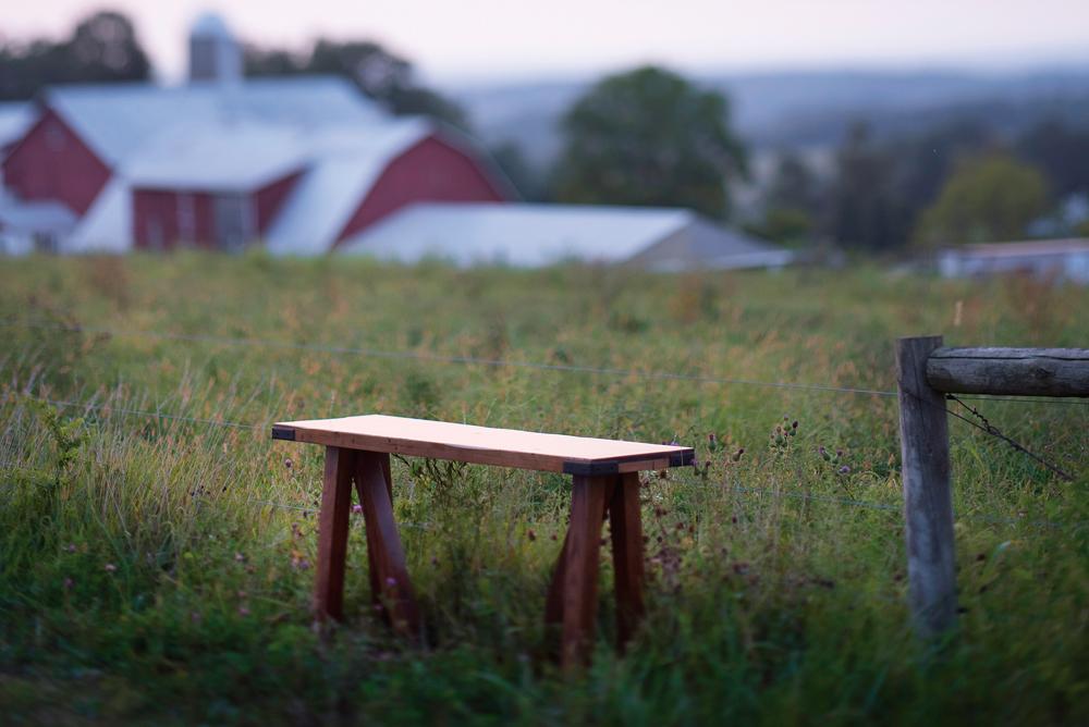 farm aesthetic family room