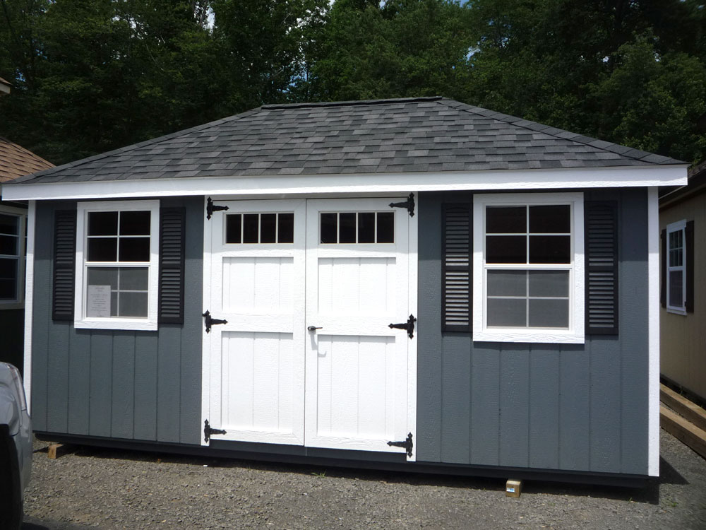 Hip Barn Sheds For Sale