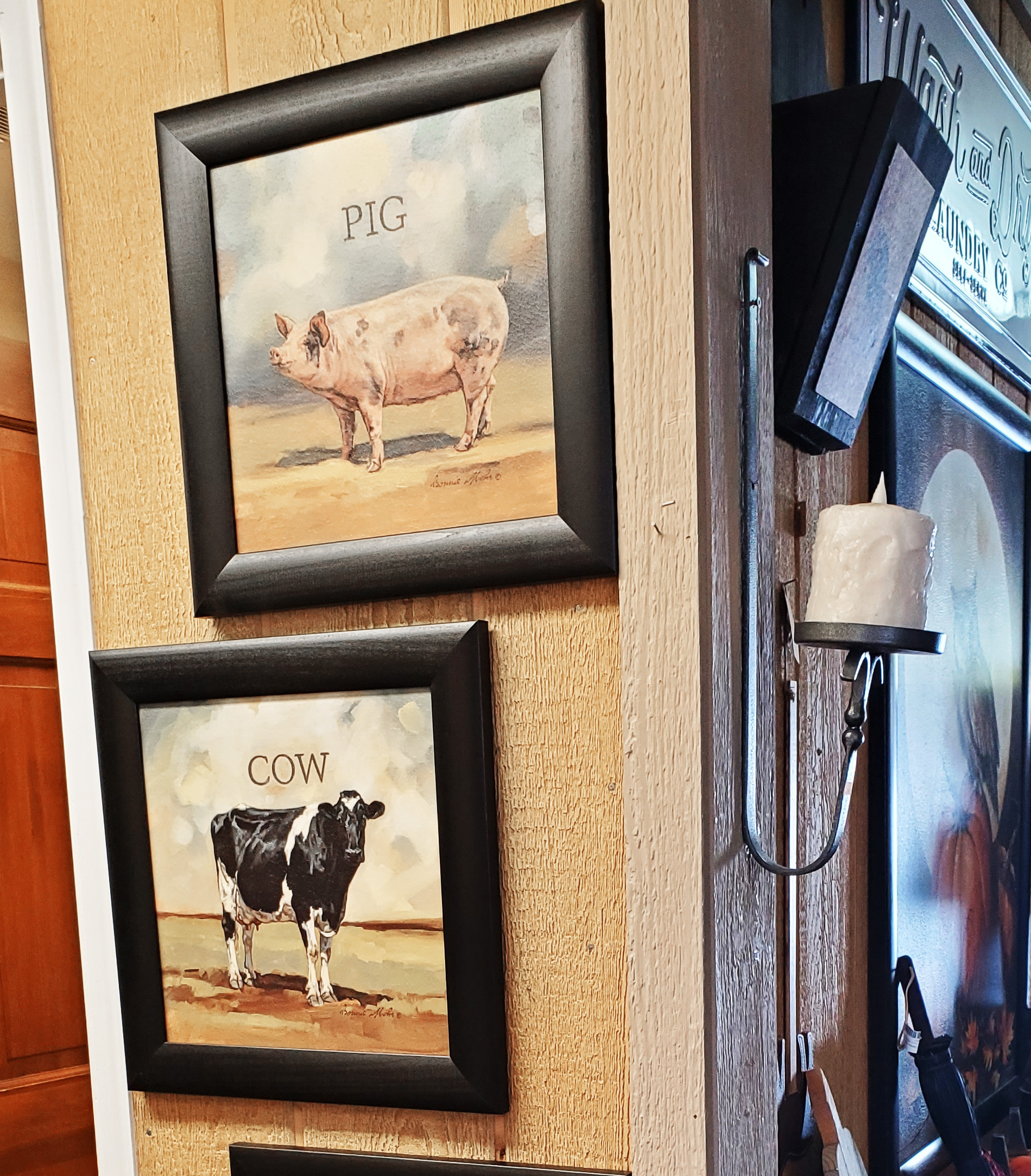 Home Decoration paintings of animals and landscapes from local artists near you