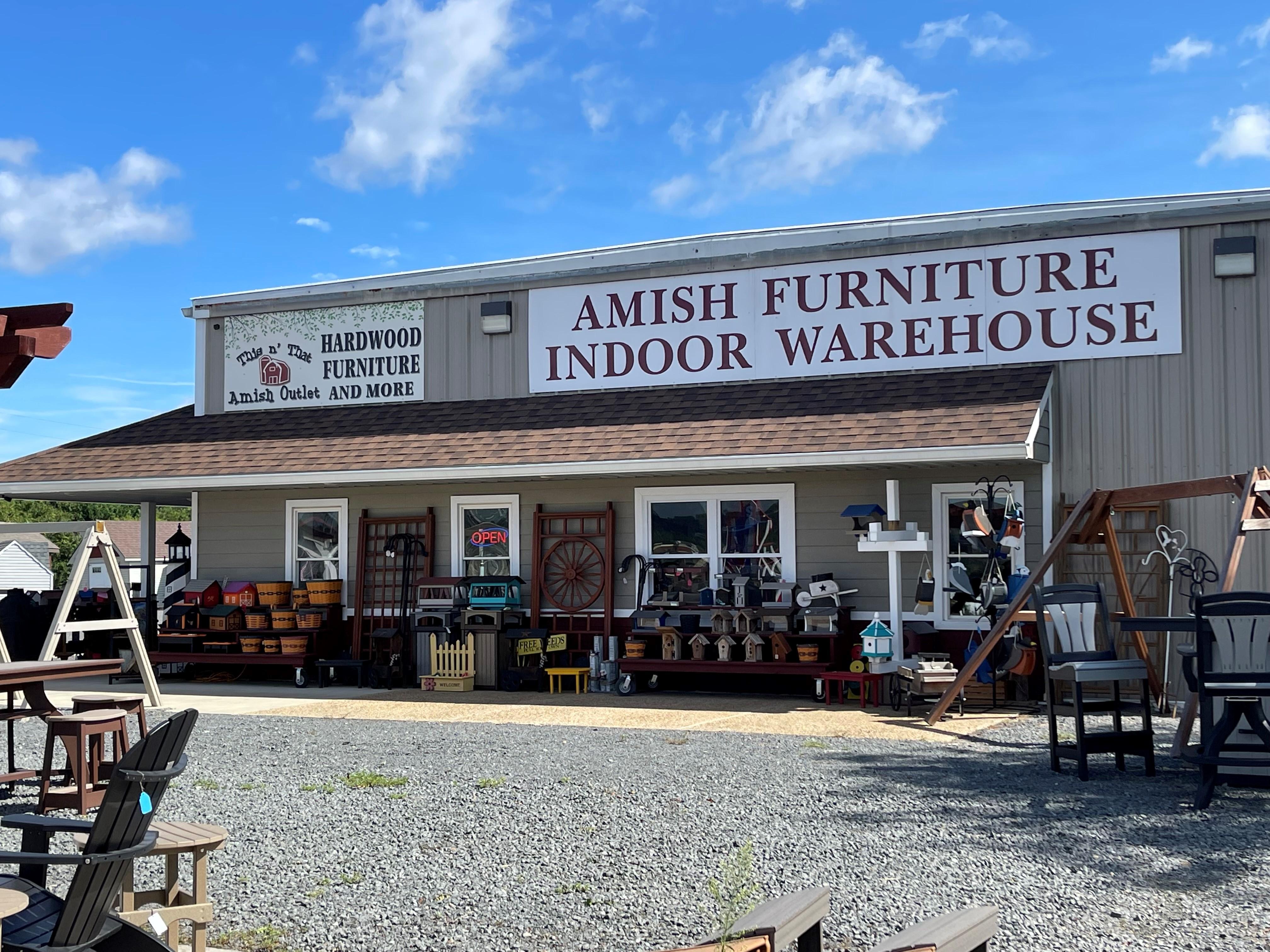 This n' That Amish Outlet Leesburg VA Virginia