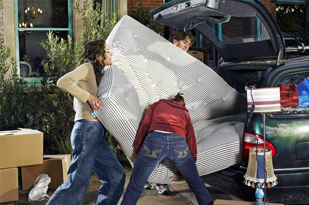 How to Transport a Mattress Safely