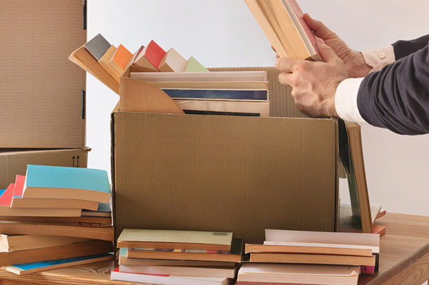 Packing Books for Moving: A Definitive Guide