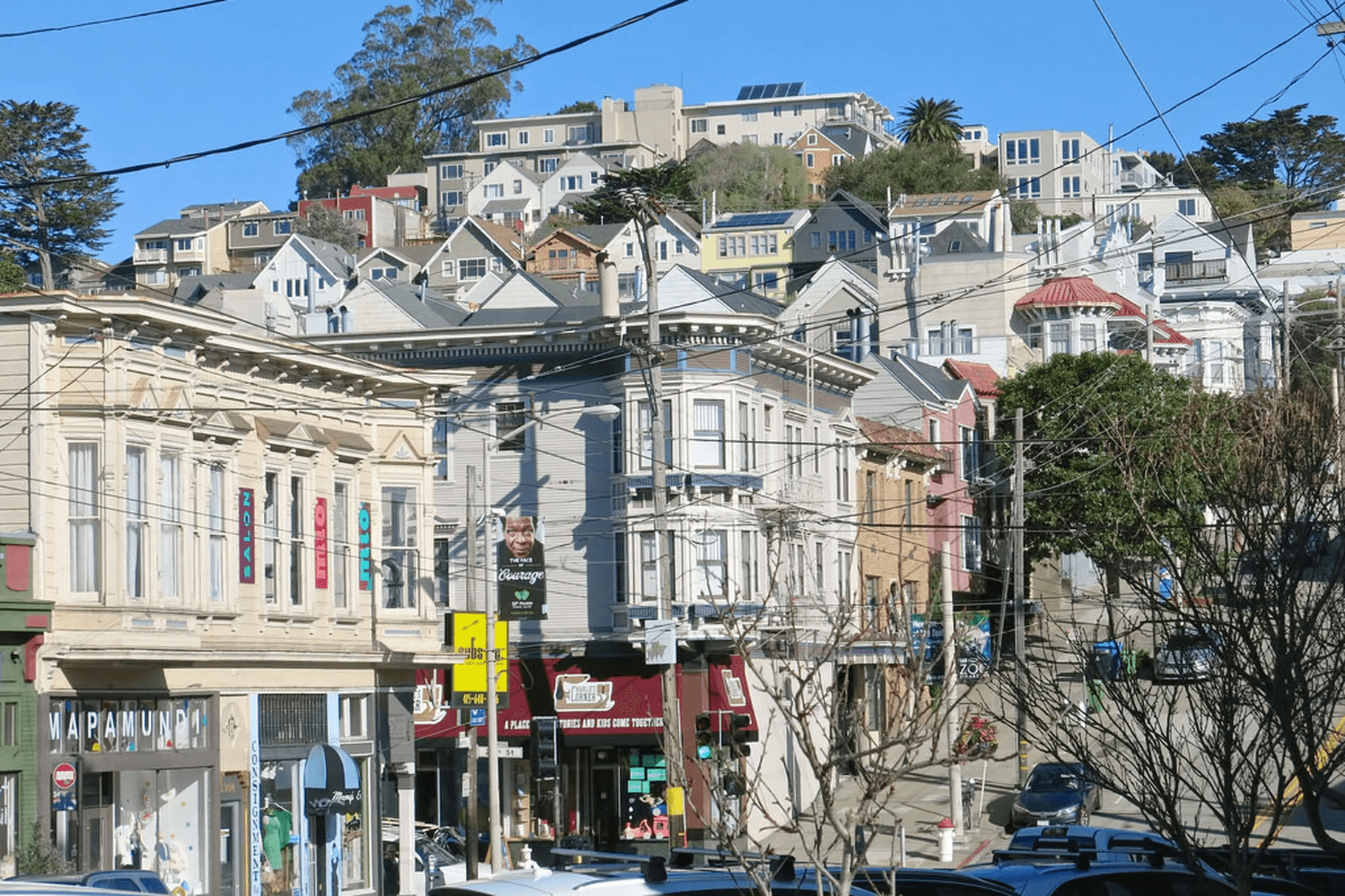 Noe Valley apartments