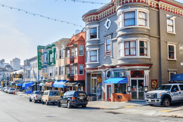 North Beach Italian restaurants