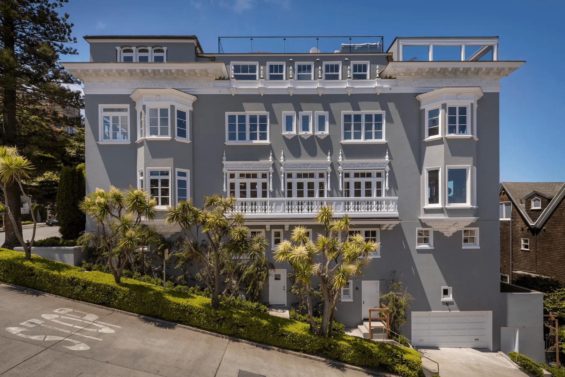 $27 million Pacific Heights mansion