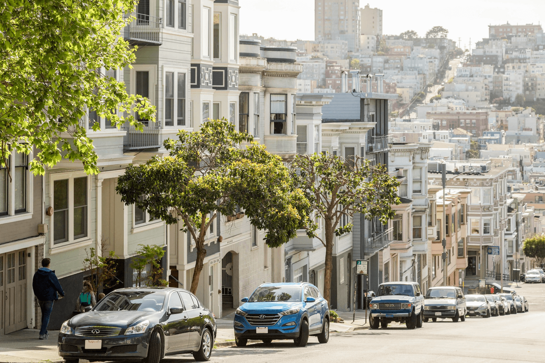 Apartments in Telegraph Hill