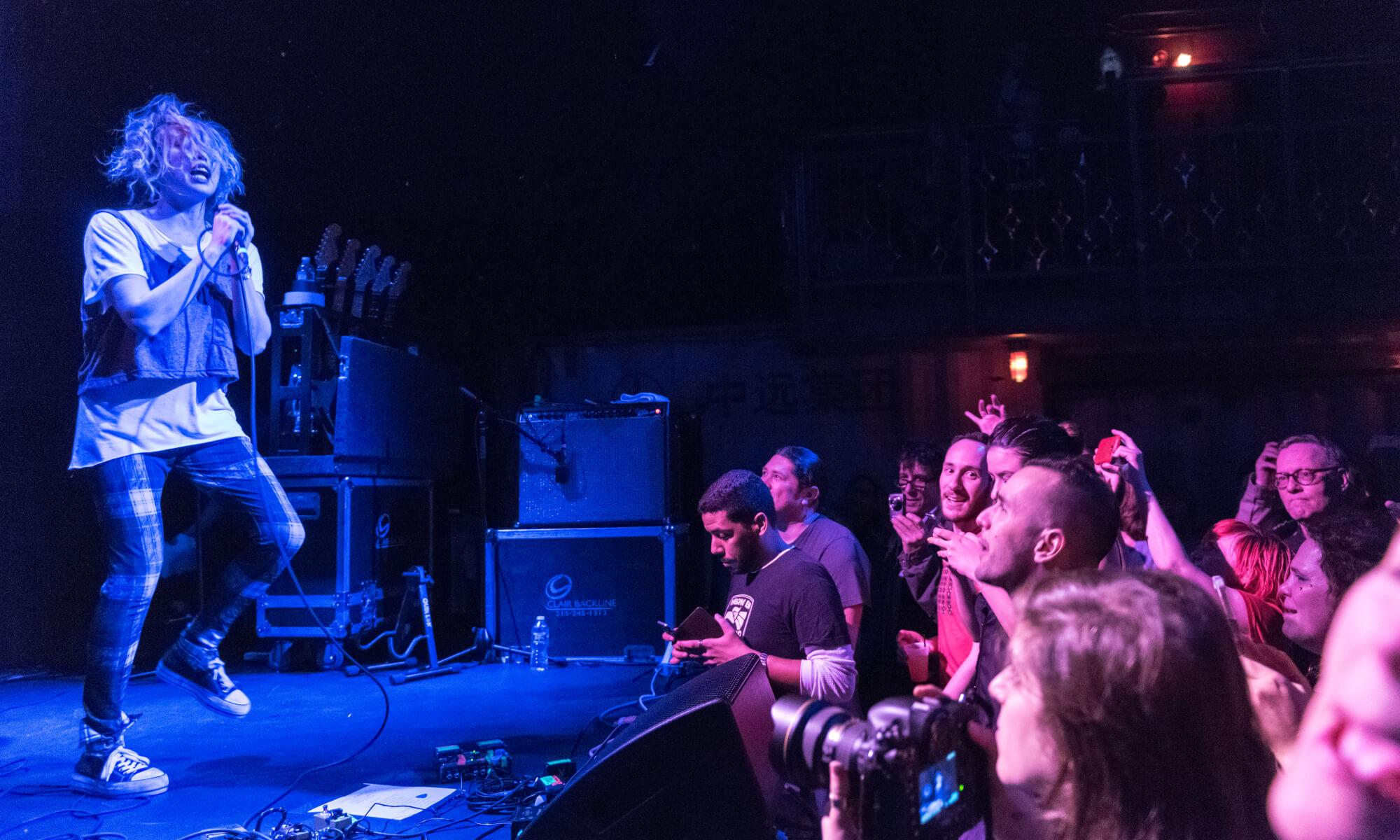 Concert in Brooklyn