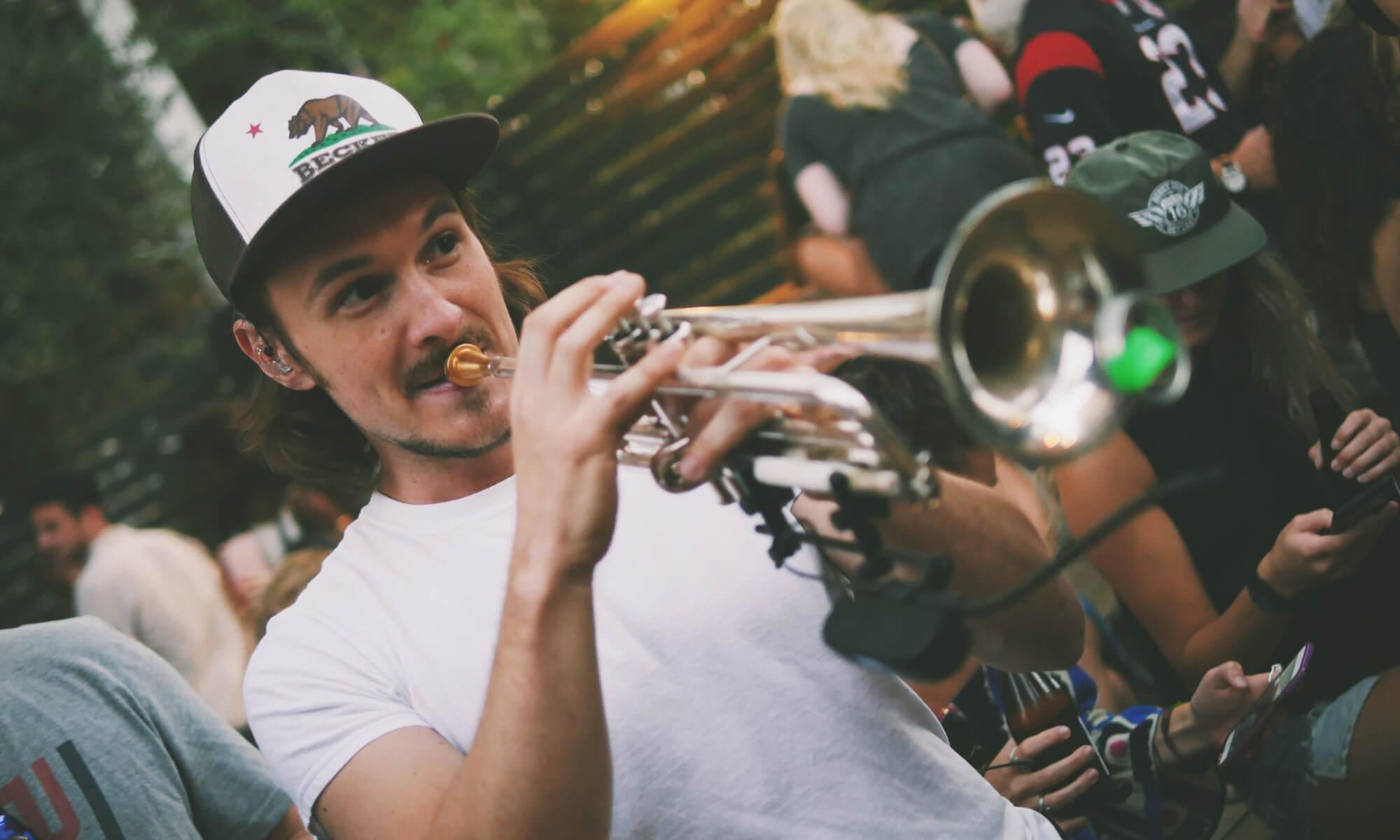 Musician in Austin