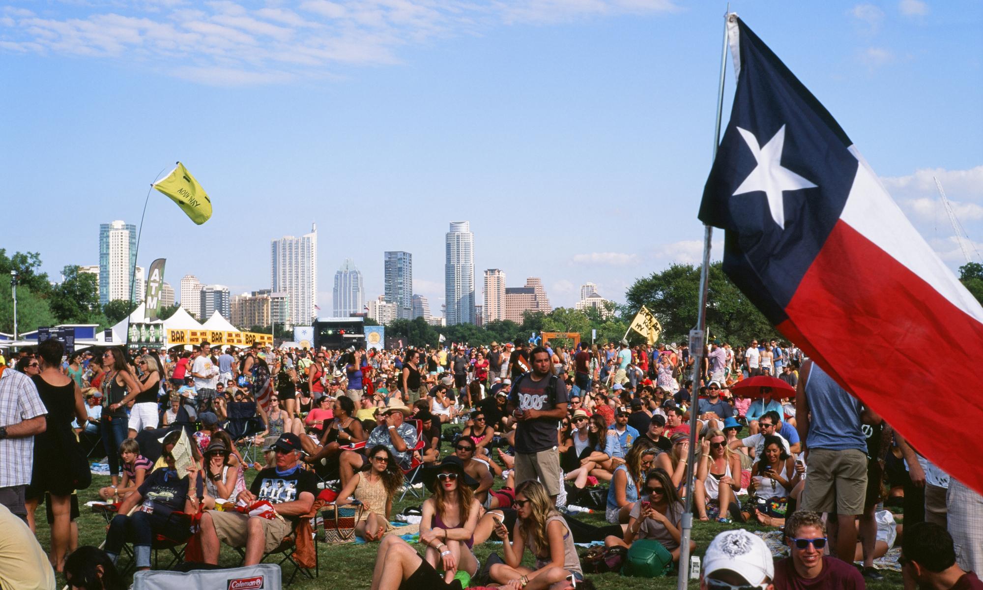music festival in Austin