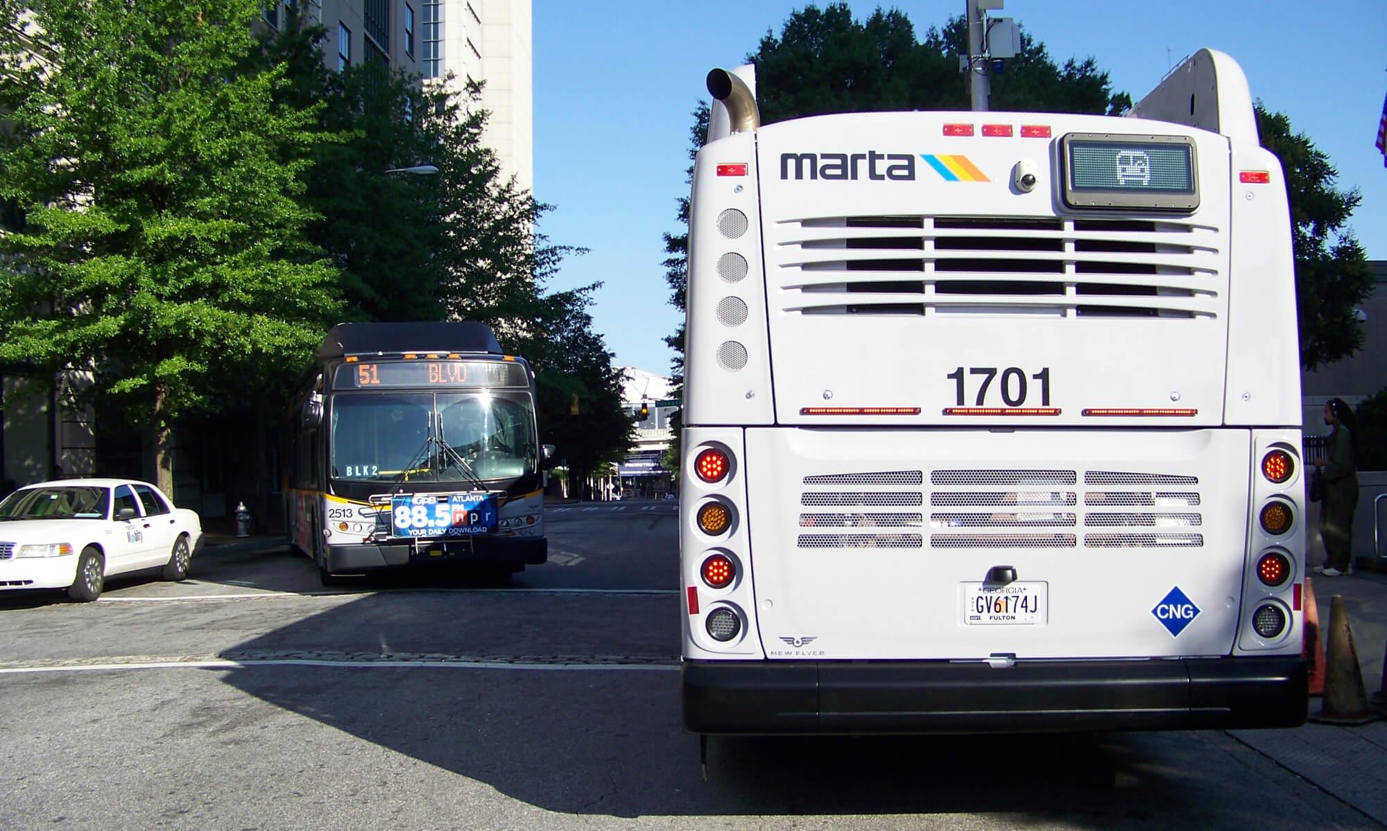 Public transport in Atlanta, Georgia