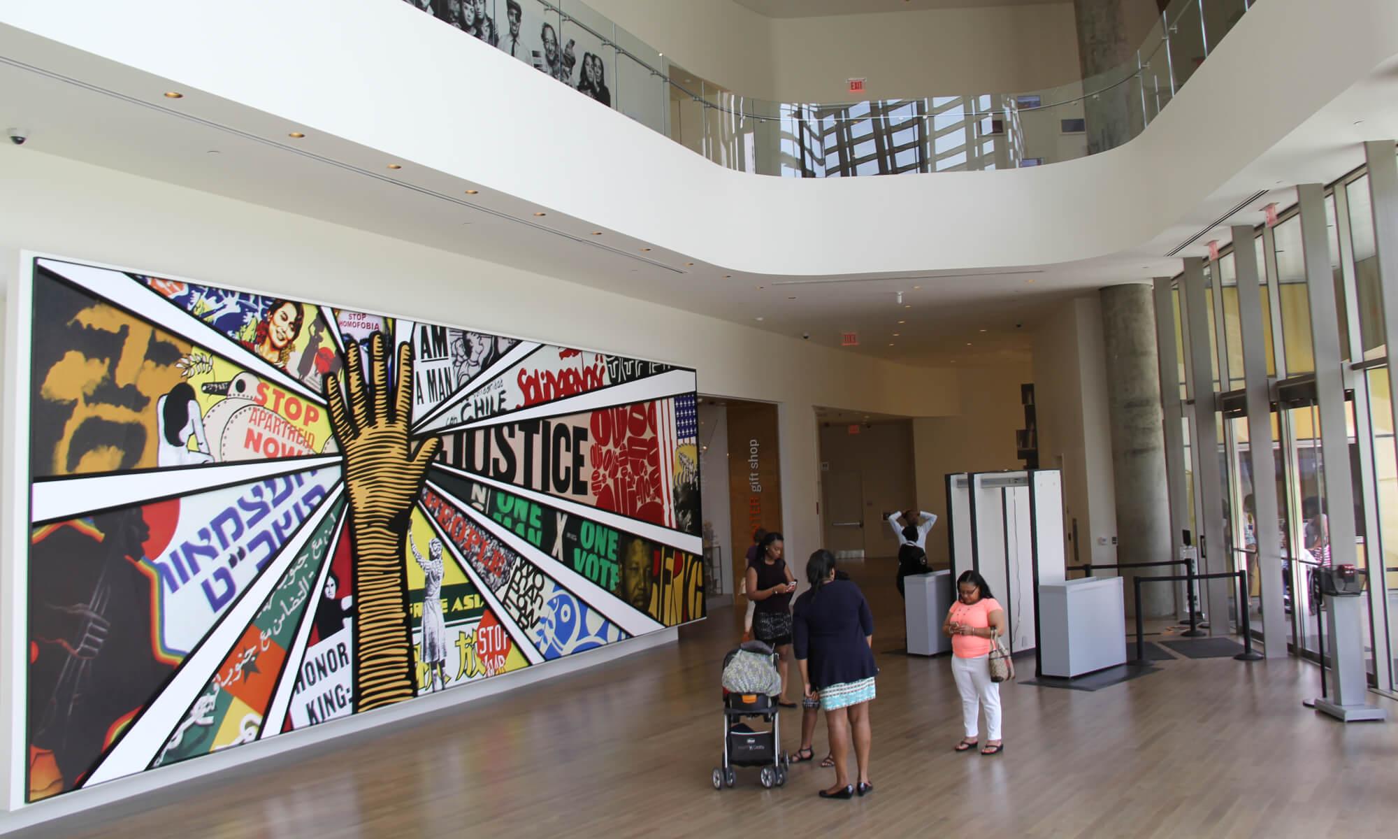 Civil Rights Center, Atlanta Georgia