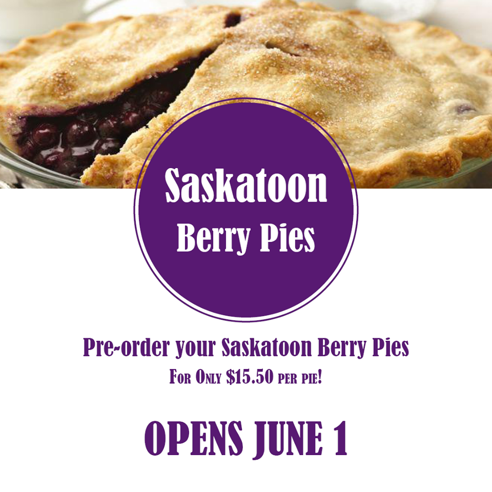Mortlach Saskatoon Berry Festival