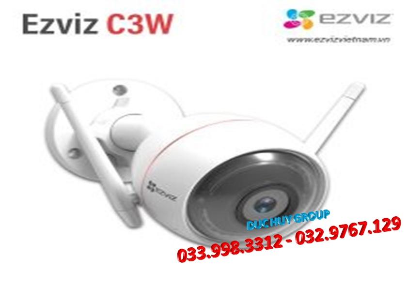 lap dat camera ezviz C3W