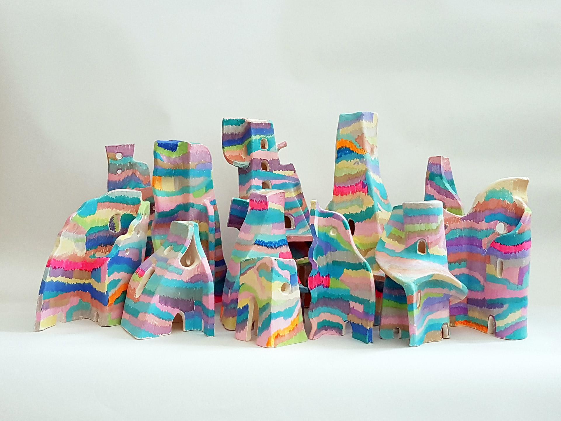 Natalie Rosin Sculpture